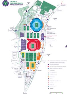 Virtual tour of Wimbledon
