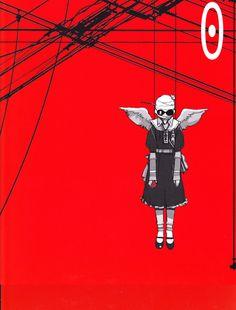Ørange / Koji Morimoto / Scrapbook - Front Cover.