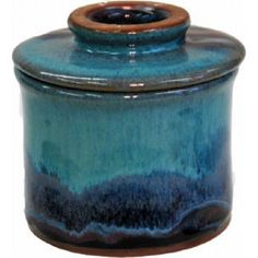 Always Azul Pottery, Handcrafted Pottery Mugs and Dinnerware. - Always Azul Pottery Glazes For Pottery, Pottery Mugs, Ceramic Pottery, Slab Pottery, Ceramic Bowls, Pottery Art, Ceramic Art, Stoneware, Butter Bell