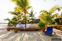 All Inclusive Belize Destination Beach Weddings! From intimate ceremonies on our private pier over the Caribbean or wiggling your toes in our sandy beach, to reserving the entire resort exclusively for your wedding, family and guests, the options for your destination beach wedding are yours for the taking at Distinctly Belize . . . Chabil Mar! #belizewedding #beachwedding #weddinginbelize #destinationbeachwedding #centralamericawedding #belizephotos #chabilmar #placencia Belize All Inclusive, Belize Resorts, All Inclusive Vacations, Weather In Belize, Resort Villa, Wedding Honeymoons, Beach Weddings, Tropical Garden, Central America