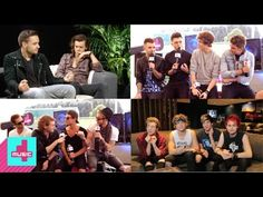 Boybands: Funny Moments - YouTube