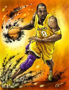 Kobe Bryant by DAA-TRUTH on DeviantArt