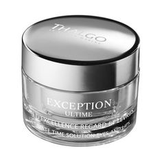Thalgo Ultimate Time Solution Eyes and Lips is a high-performance anti-aging product specifically formulated to treat the delicate areas of the eye and lip contours. The contours of the eyes and lips regain suppleness and comfort.