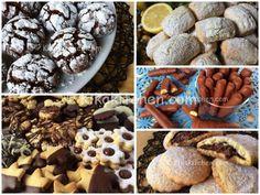 Ricette biscotti per ogni occasione facili e veloci da realizzare con il procedimento spiegato e fotografato passo passo.