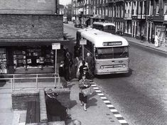 De Tempeliersstraat in de jaren '60
