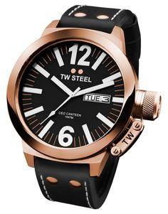 Disfruta de un 20% de descuento en todos los #relojes TW Steel Watches, relojes muy masculinos y con diseño original. Si eres de los que lleva siempre puesto el reloj te recomendamos los modelos resistentes al agua 100 metros como el de la foto (precio final 308€), lo podrás mojar sin preocupaciones. http://www.todo-relojes.com/marca.asp?marca=63 #ofertasrelojes #TWSteel #todorelojes #resistentealagua #relojeshombre