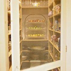 Awesome Inspiring Kitchen Pantry Ideas