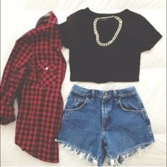 Summer concert outfit