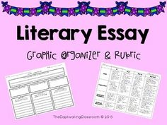 essay grading rubric literary analysis