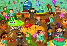 M.b.v. praatplaten kun je in groep 1, 2 en 3 de kinderen om de beurt laten vertellen tijdens de overblijf. Kijk hier: praatplaat carnaval - Google zoeken