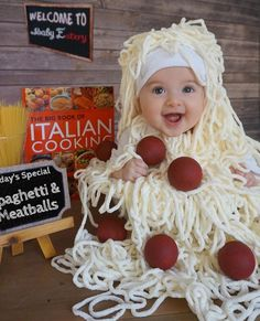 We've rounded up the most adorable costumed babies on the internet—and the...