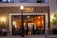 TARLA GRILL - Napa  This is perfection...