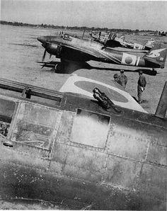 Japanese fighter Kawasaki Ki45 near Tokyo in 1945 | Flickr - Photo Sharing!