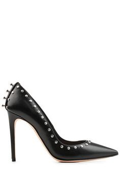 Studded Leather Pumps   Alexander McQueen! Search for more with our Best Sales Finder!