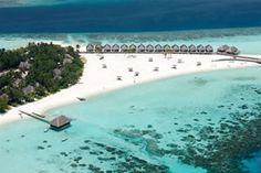 Hotel Constance Moofushi Resort en Maldivas