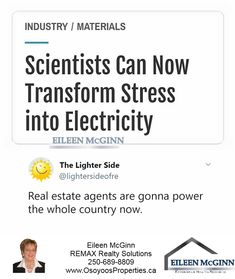 Light Side, Real Estate News, Stress, Anxiety
