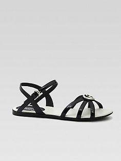 NEW!Gucci 'New GG' Sandal