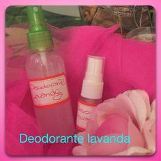 Deodorante lavanda