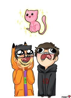 IMMORTAL HD & SLYFOXHOUND  MEW.  THE CREATURES