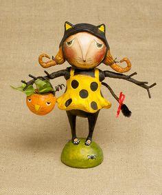 Another great find on #zulily! Pippy Kitty Figurine #zulilyfinds