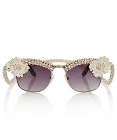 A Morir Pilar 50s Sunglasses | Eyewear by A Morir | Liberty.co.uk