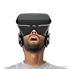 BRAND NEW 3D Glasses Virtual Reality Game VR Headset BLACK COLOR For Android IOS MONTREALTAPASSIER -- Click image to review more details.Note:It is affiliate link to Amazon.