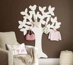 árvore cabide