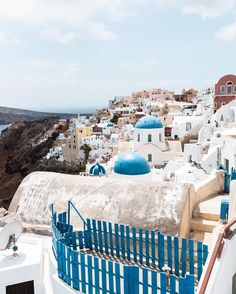"16.2k Likes, 159 Comments - Alexandra Taylor (@alliemtaylor) on Instagram: ""Santorini color palettes """