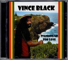 RAS Reggae Music Box: Vince Black - Standing Up For Love (2006)