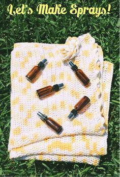 Essential Oil Spray Recipes
