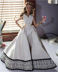 Jaeme Costas, 'Talking Drama' gown / My Fashion Royalty Dolls / 12.15.3