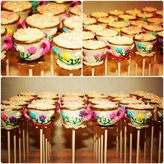 tea party cake pops! amazing!