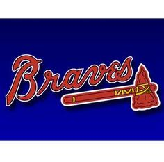 I've always loved the Atlanta Braves. Now that I actually live in Atlanta, I love them a little more! :) :)