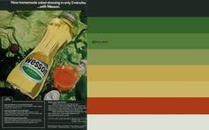 1973 Food Ad, Wesson Pure Vegetable Oil, with Meat & Salad Dressing Recipes: original image ©Classic Film via http://www.flickr.com/photos/29069717@N02/14094797812/in/pool-kitschen/