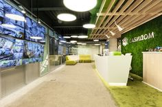 Urban Retreat in Moscow - Corporate office