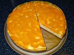 ...: Famózny mandarinkový cheesecake