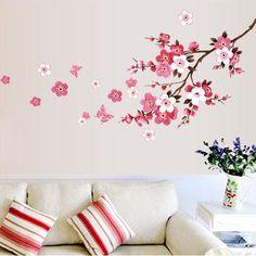 Beautiful Sakura Wall Decal