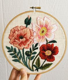 Thrilling Designing Your Own Cross Stitch Embroidery Patterns Ideas. Exhilarating Designing Your Own Cross Stitch Embroidery Patterns Ideas. Embroidery Designs, Crewel Embroidery, Hand Embroidery Patterns, Cross Stitch Embroidery, Machine Embroidery, Embroidery Hoops, Flower Embroidery, Japanese Embroidery, Art Patterns