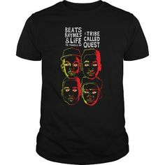 Awesome Tee A Tribe Called Quest T shirts