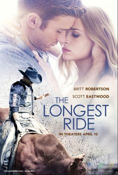 The Longest Ride. Classic Nicholas Sparks movie, but this one actually has a good ending! I will warn you though, there is a tad bit of nudity!