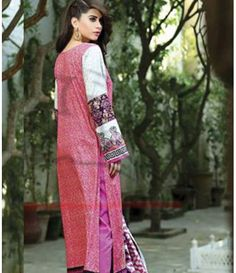 Dahlia Embroidered Suit Collection SCB_11
