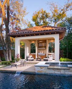 Pools, Patios, Swimming Pools, Water Feature