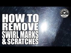 How To Remove Swirl Marks And Water Spots In One Step - Chemical Guys VSS - YouTube
