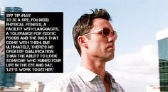 Burn Notice Spy Tips: #659