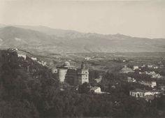 Granada desde la Torre de la Vela (1924-1930)