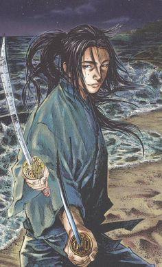 Manga Anime, Comic Manga, Manga Art, Comic Art, Anime Art, Vagabond Manga, Inoue Takehiko, Tokyo Japan Travel, Samurai Artwork