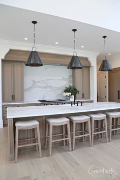 See our recap of beautiful homes from the 2019 UV Parade of Homes for fresh design ideas and home building inspiration. Home Decor Kitchen, New Kitchen, Home Kitchens, Kitchen Design, Kitchen Interior, Kitchen Ideas, Home Design, Interior Design, Layout Design
