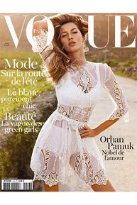Vogue Paris - one of my favorite-est covers