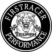 FIRSTRACER ACCESSOIRES - pour motos Triumph Hinckley Bonneville, Scrambler, Thruxton et Café Racer