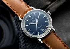 Hamilton - American Classic Intra-Matic Auto | Time and Watches | The watch blog